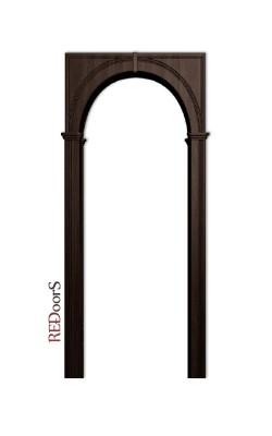 Межкомнатная арка Палермо, Венге