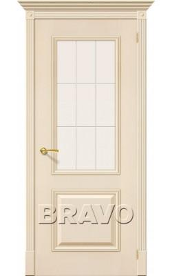 Межкомнатные двери Версаль Д-16 (Ваниль)