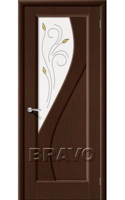 Межкомнатные двери Сандро Ф-09 (Венге)