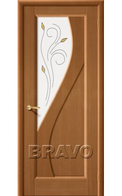 Межкомнатные двери Сандро Ф-11 (Орех)