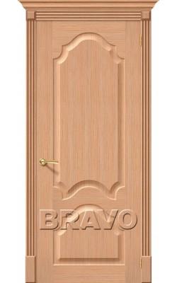 Межкомнатные двери Афина Ф-01 (Дуб)