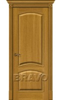 Межкомнатные двери Вуд Классик-32 (Капри-3) Natur Oak