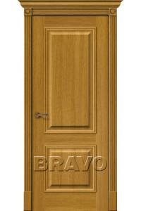 Межкомнатные двери Вуд Классик-12 (Гранд) Natur Oak