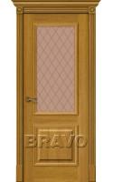 Межкомнатные двери Вуд Классик-13 (Гранд) Natur Oak