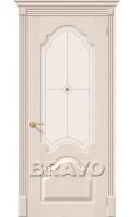 Межкомнатные двери Афина Ф-20 (БелДуб)