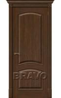 Межкомнатные двери Вуд Классик-32 (Капри-3) Golden Oak