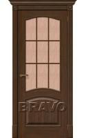 Межкомнатные двери Вуд Классик-33 (Капри-3) Golden Oak
