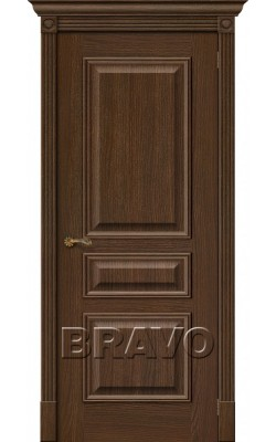 Межкомнатные двери Вуд Классик-14 Golden Oak