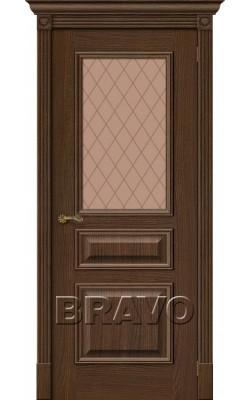 Межкомнатные двери Вуд Классик-15 Golden Oak