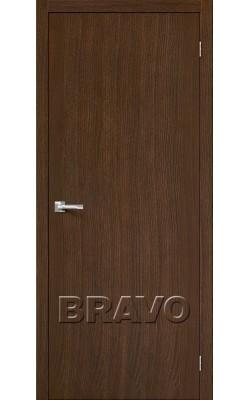 Межкомнатные двери Вуд Флэт-0V1 Golden Oak V