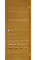 Межкомнатные двери Вуд Флэт-0V1 Natur Oak H