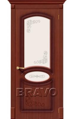 Межкомнатные двери Азалия Ф-15 (Макоре)