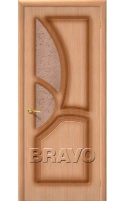 Межкомнатные двери Греция Ф-01 (Дуб)