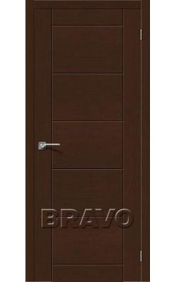 Межкомнатные двери Граффити-4 Ф-27 (Венге)