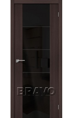 Межкомнатные двери V4 BS Wenge Veralinga