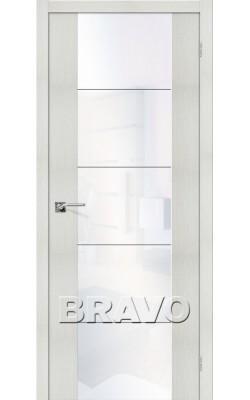 Межкомнатные двери V4 WW Bianco Veralinga