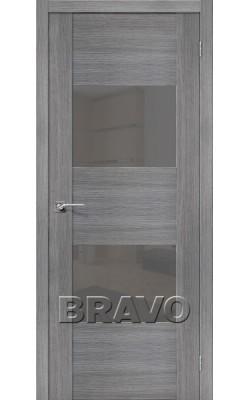 Межкомнатные двери VG2 S Grey Veralinga