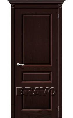 Межкомнатные двери Леонардо Т-19 (Венге)