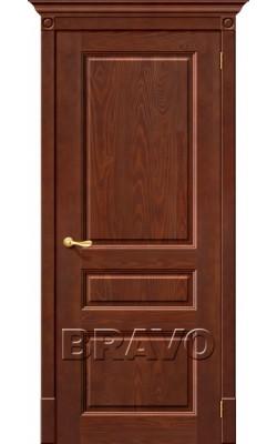 Межкомнатные двери Леонардо Т-36 (Орех)