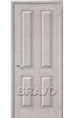 Межкомнатные двери М15 Т-07 (Белый Воск)