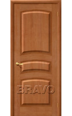 Межкомнатные двери М16 Т-05 (Светлый Лак)