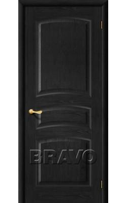 Межкомнатные двери М16 Т-08 (Венге)