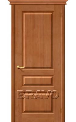 Межкомнатные двери М5 Т-05 (Светлый Лак)