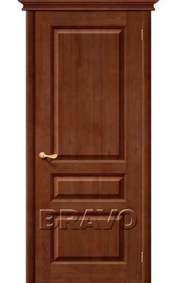 Межкомнатные двери М5 Т-06 (Темный Лак)
