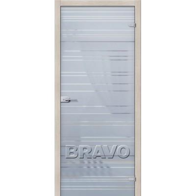Межкомнатные двери Грация Белое Сатинато