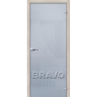 Межкомнатные двери Лайт Белое Сатинато