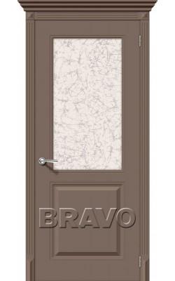 Межкомнатные двери Блюз К-13 (Мокко)