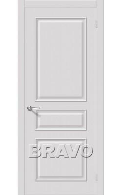 Межкомнатные двери Опера К-33 (Белый)