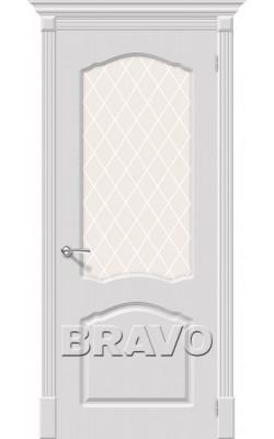 Межкомнатные двери Танго К-23 (Белый)