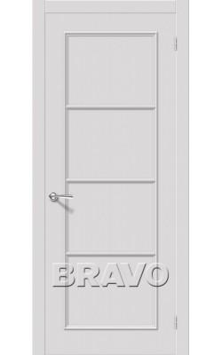Межкомнатные двери Ритм К-33 (Белый)