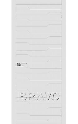 Межкомнатные двери Граффити-1 К-23 (Белый)