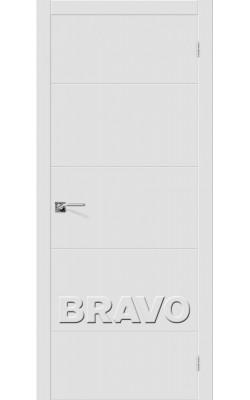 Межкомнатные двери Граффити-2 К-23 (Белый)