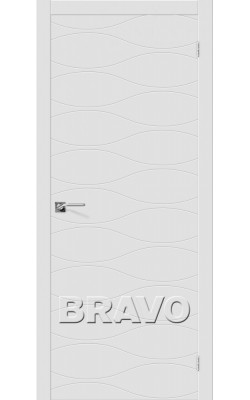 Межкомнатные двери Граффити-3 К-33 (Белый)