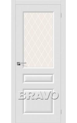 Межкомнатные двери Скинни-15.1 Whitey