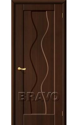 Межкомнатные двери Вираж П-13 (Венге)