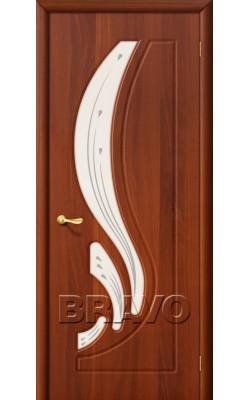 Межкомнатные двери Лотос П-11 (ИталОрех)