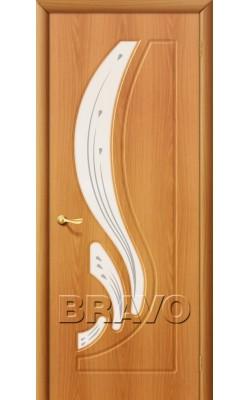 Межкомнатные двери Лотос П-12 (МиланОрех)