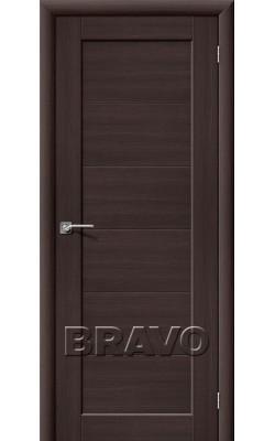 Межкомнатные двери Аква-1 Wenge Veralinga