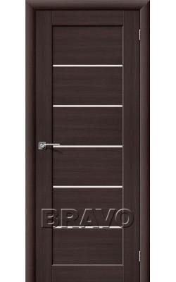 Межкомнатные двери Аква-2 Wenge Veralinga