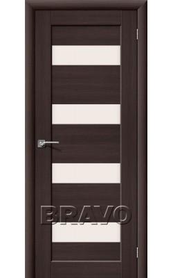 Межкомнатные двери Аква-3 Wenge Veralinga