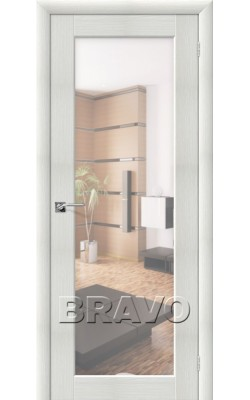 Межкомнатные двери Аква-7 Bianco Veralinga