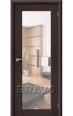 Межкомнатные двери Аква-7 Wenge Veralinga