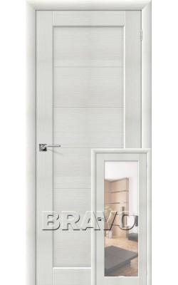 Межкомнатные двери Аква-1/2 Bianco Veralinga