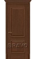 Межкомнатные двери Классико-12 Brown Oak