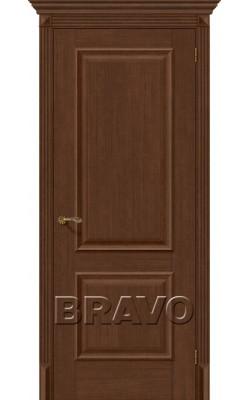 Межкомнатные двери Классико-12 Brown Oak