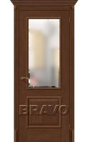 Межкомнатные двери Классико-13 Brown Oak